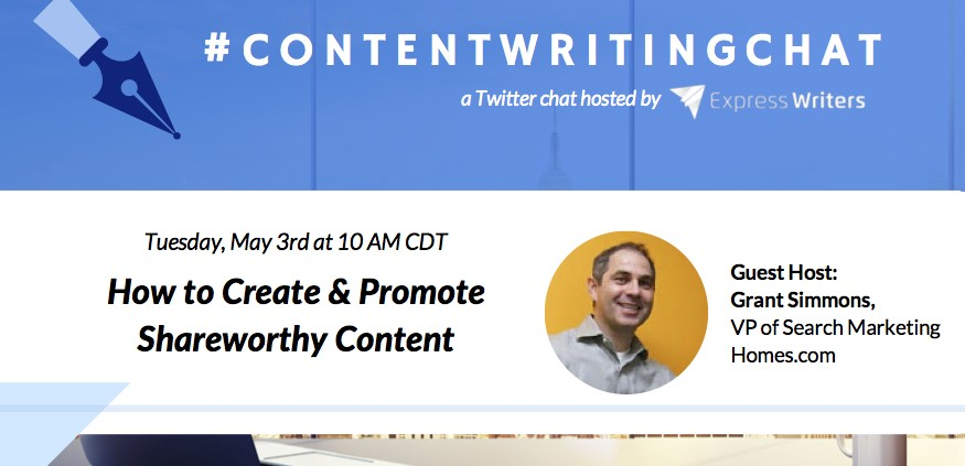 ContentWritingChat with Grant Simmons