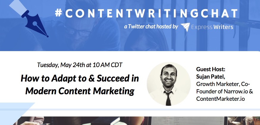 #contentwritingchat, content marketing
