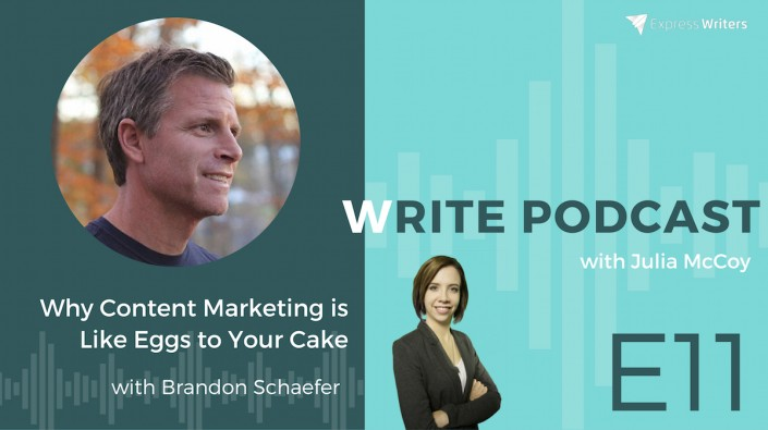 write podcast with brandon schaefer
