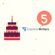 express writers 5 anniversary