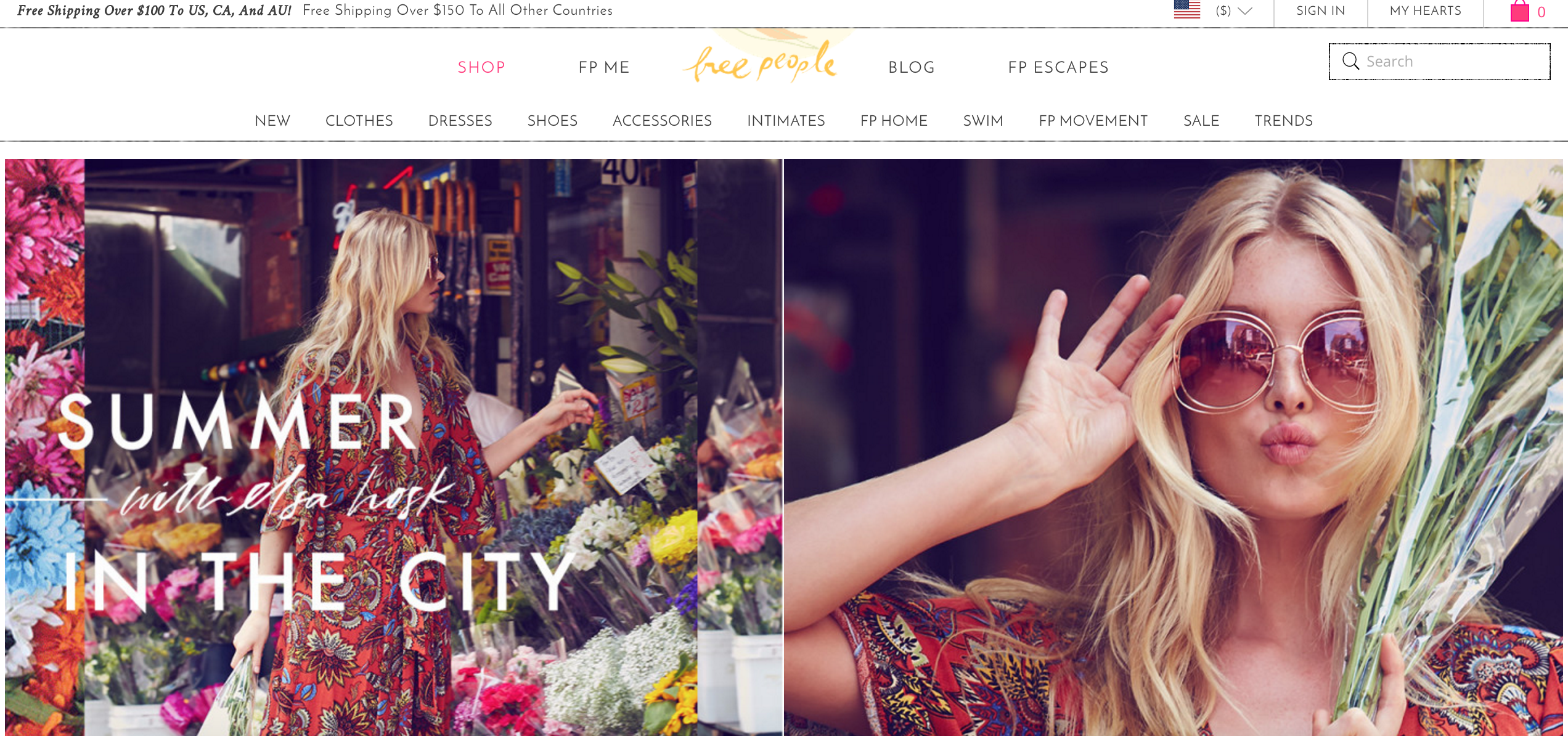 free people content
