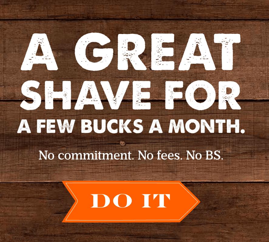 dollar shave club copy