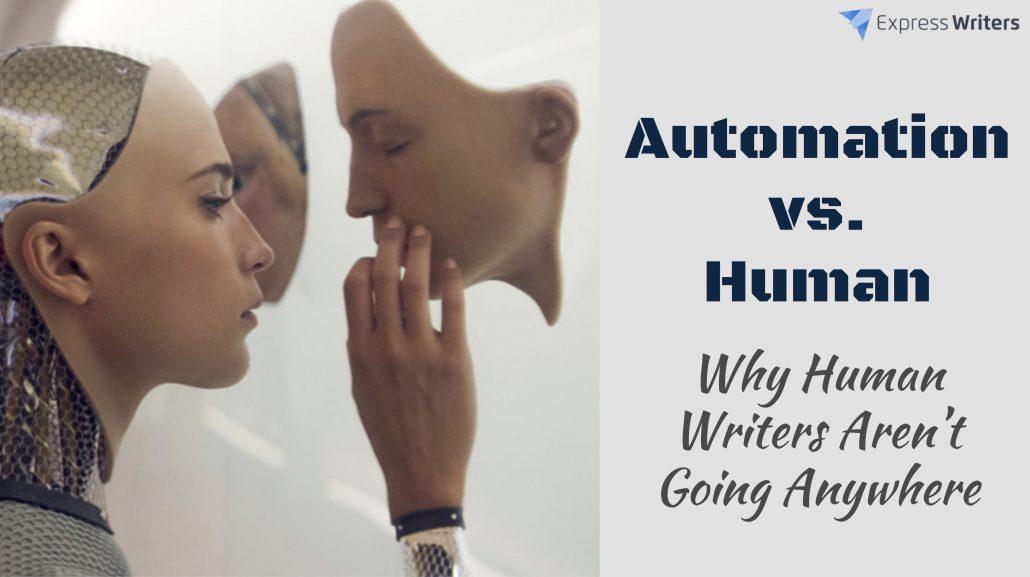 human writers