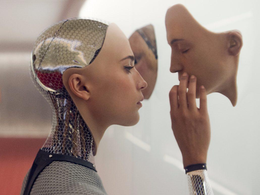humans becoming robot