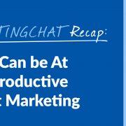 content marketing, content marketing productivity, productive with content marketing