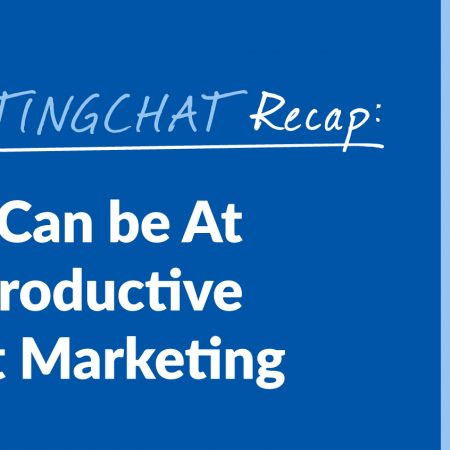 #ContentWritingChat Recap: How Brands Can be at Their Most Productive with Content Marketing with Jess Ostroff