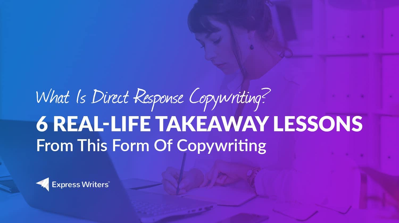 direct response copywriting tips