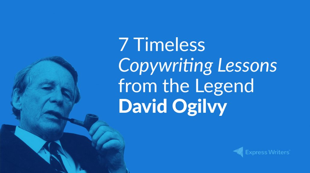 lessons from david ogilvy