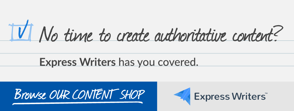 authority content cta