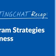 #ContentWritingChat, Sue B. Zimmerman, Instagram strategies, Instagram for business
