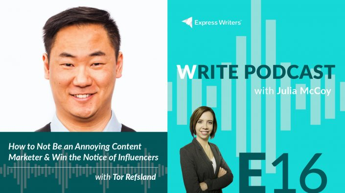 write podcast e16 tor refsland