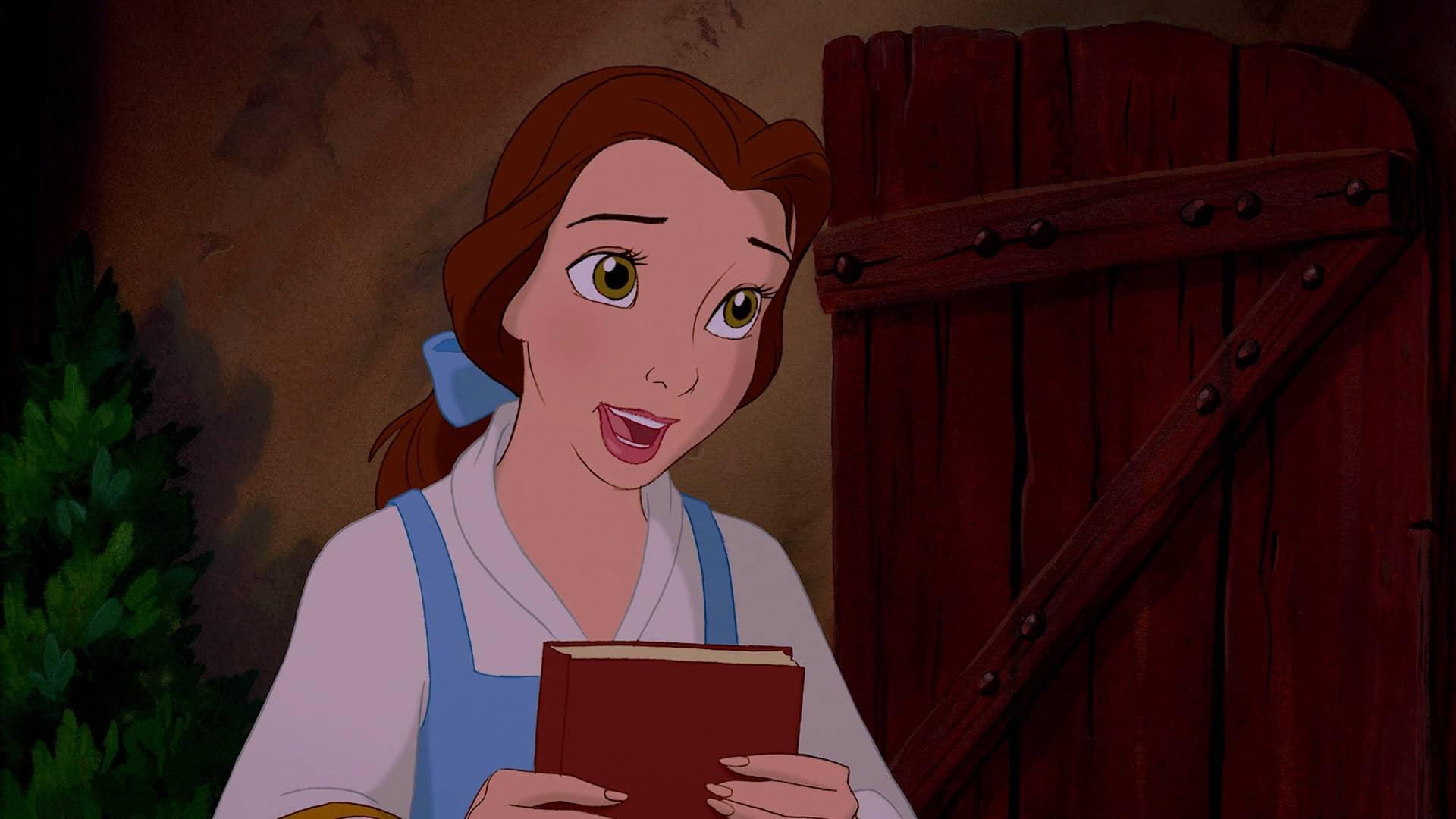 belle reading