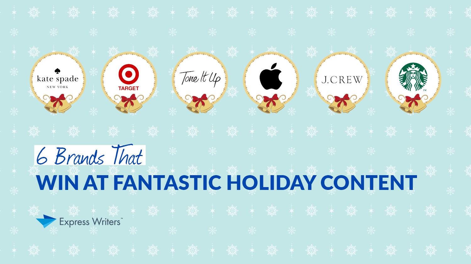 brands that win at holiday content