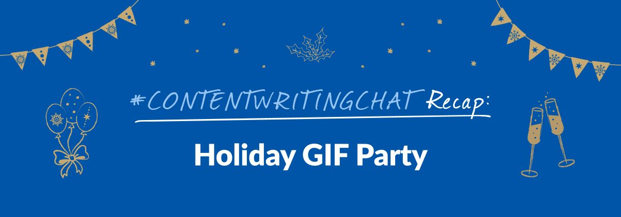 GIF party twitter chat