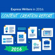 2016 Content Creation Report