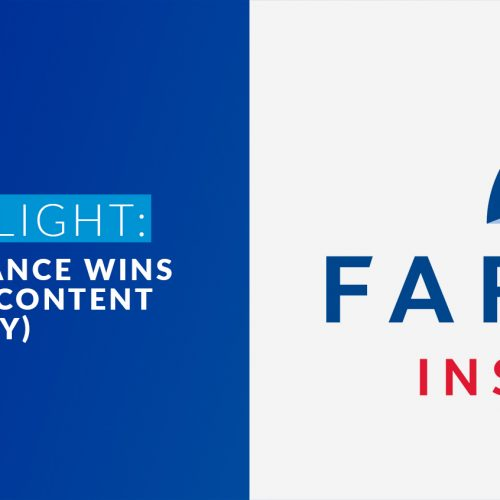 Cool Brand Content Spotlight: 6 Ways Farmers Insurance Wins at Incredibly Great Content (in a Boring Industry)