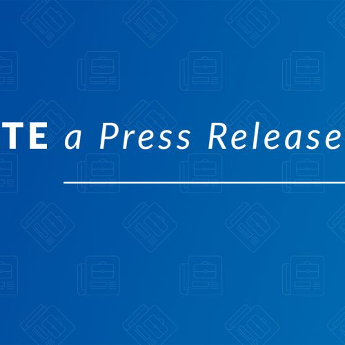 How to Write a Press Release for a Business