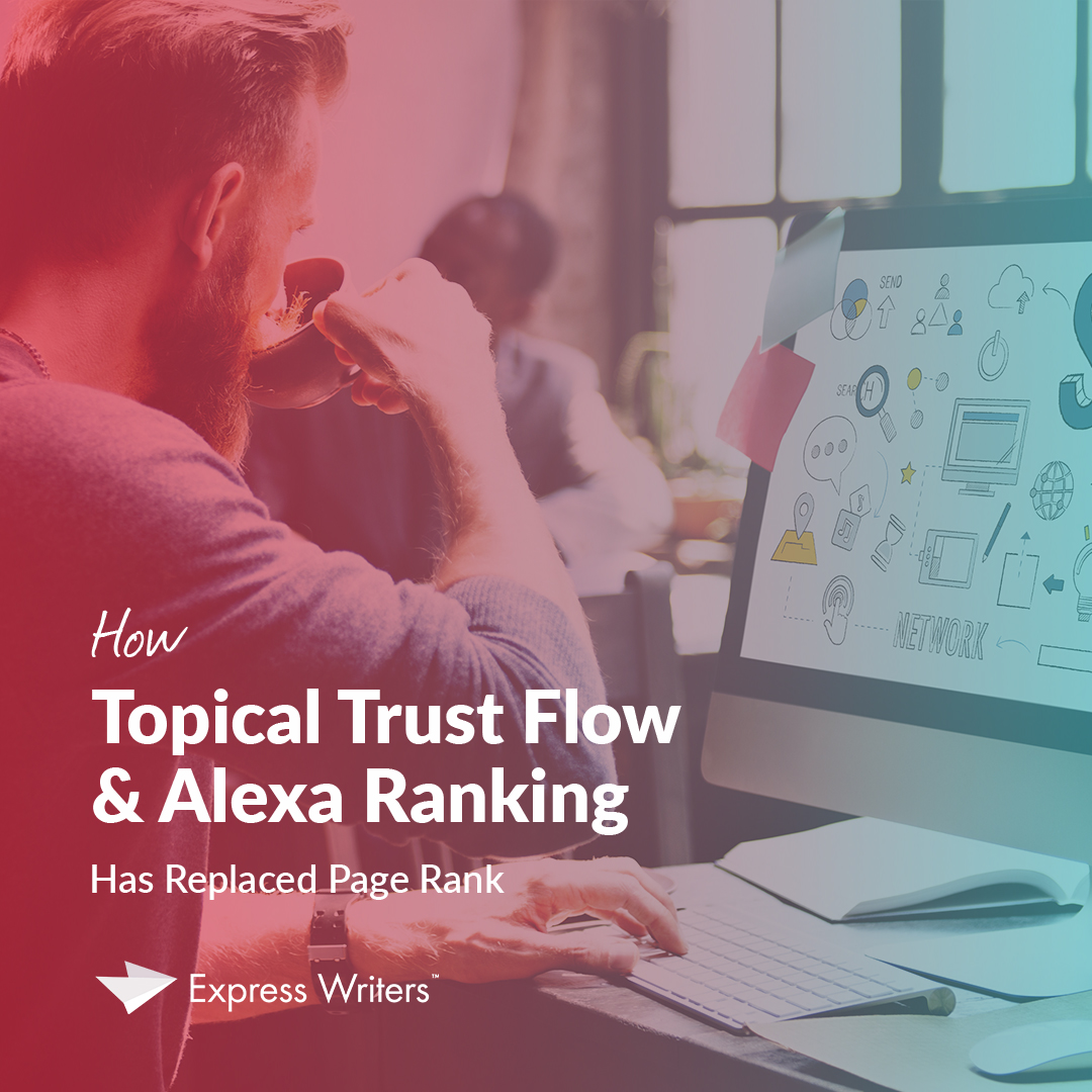 trust flow and alexa
