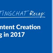 #ContentWritingChat, content creation, content marketing
