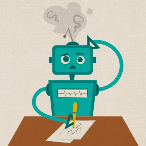 Why Robots Won't Replace The Writer Anytime Soon, and How to Create Content that Will be Read