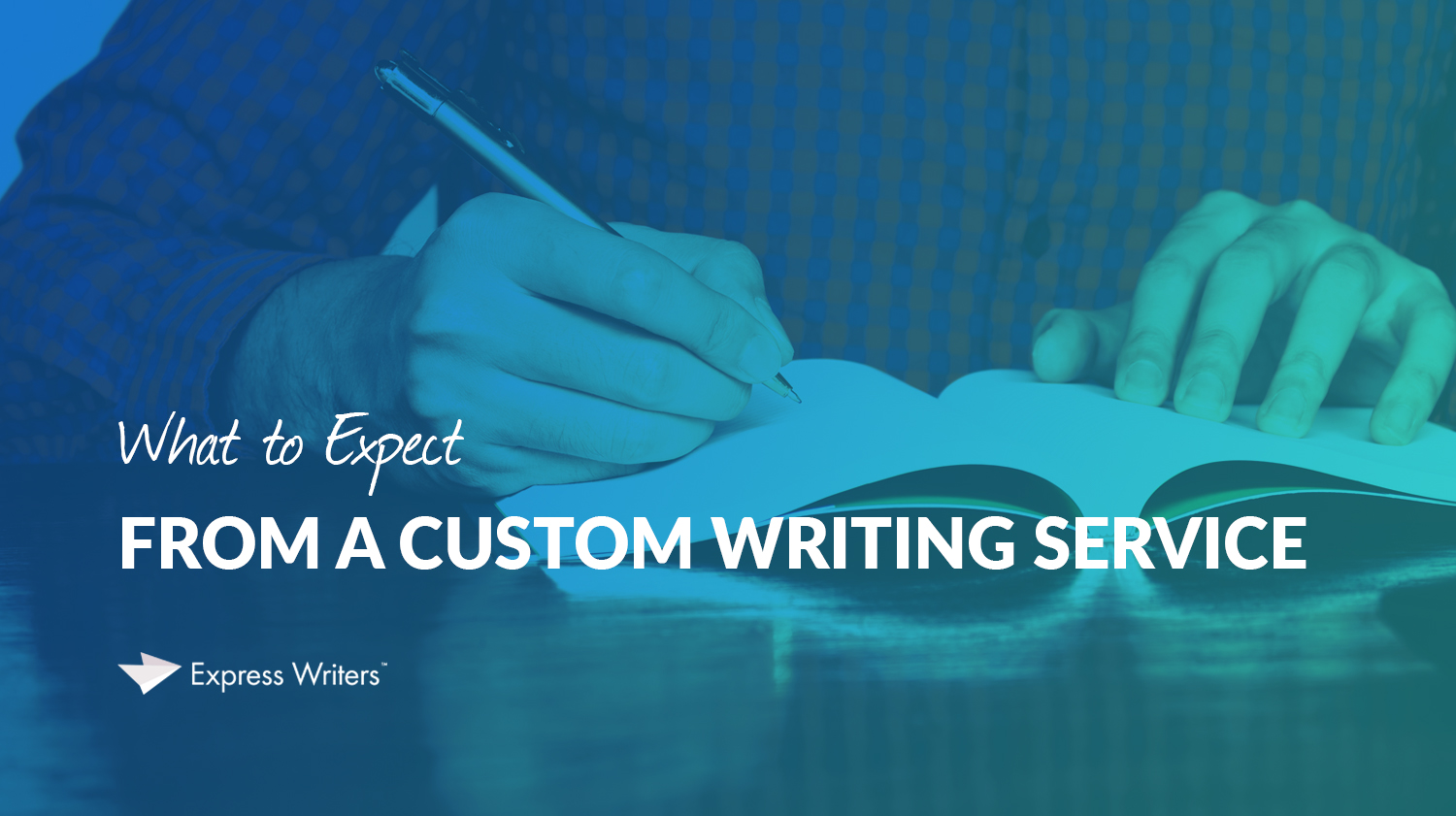 Custom writting service