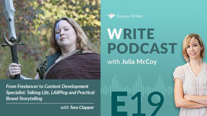 express writers write podcast e19