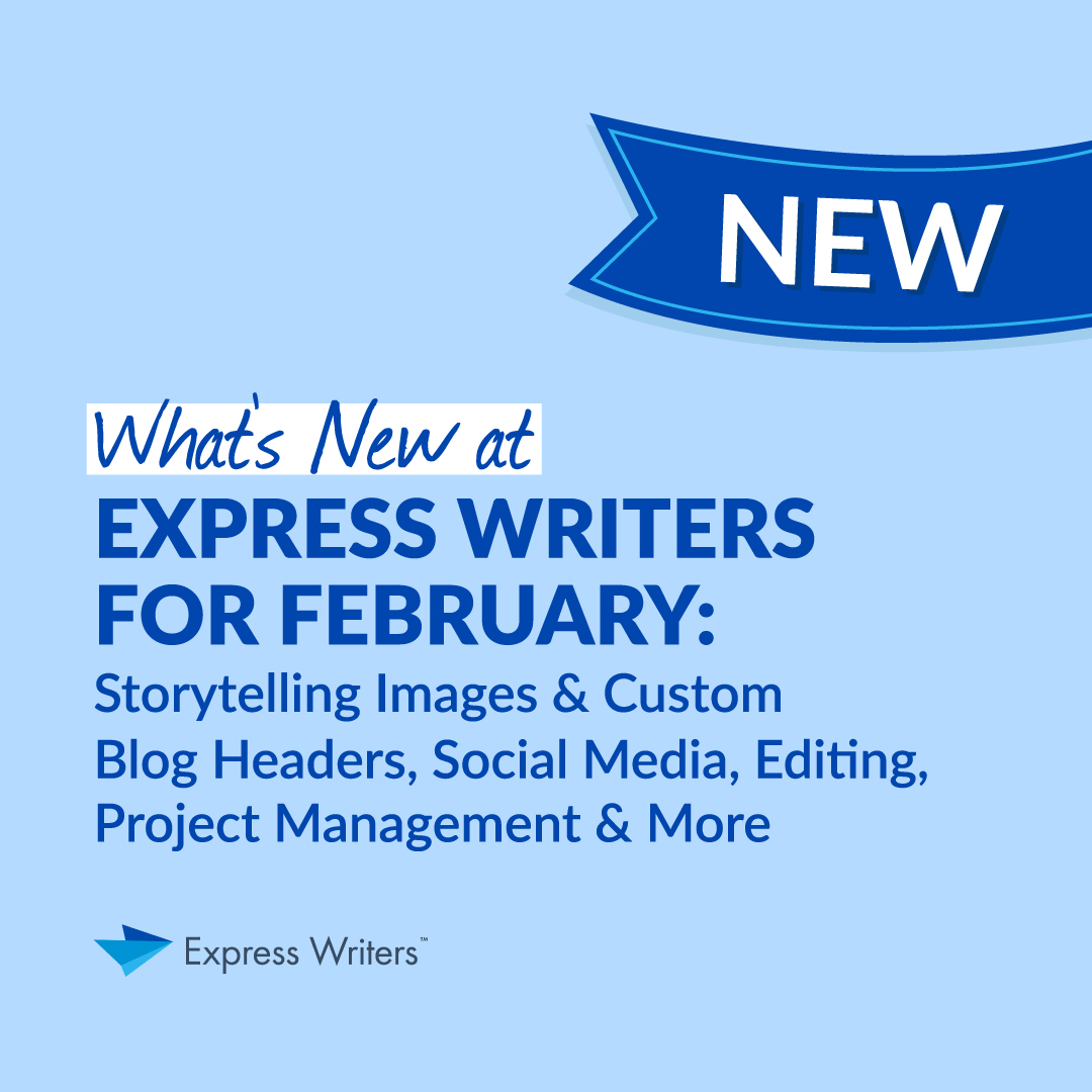 new at express writers