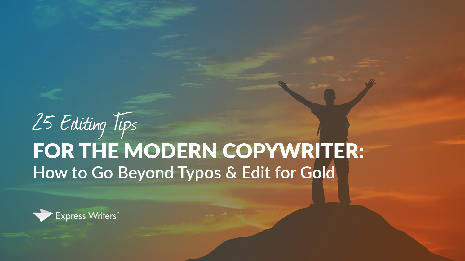 modern copywriter, modern copywriting, editing tips for copywriters