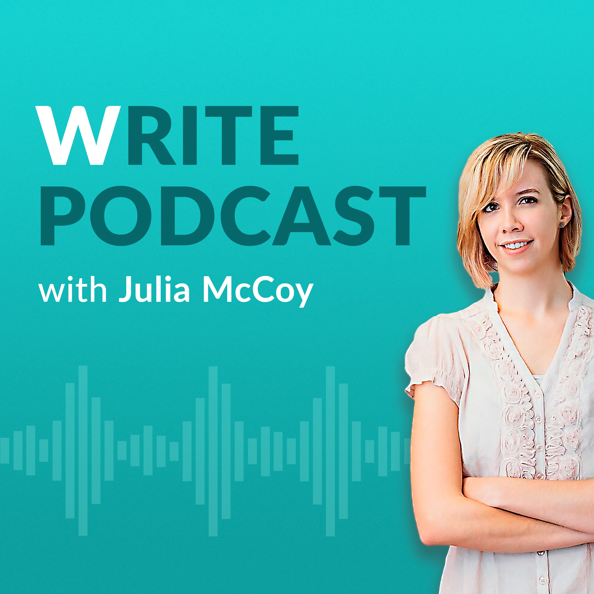 new itunes cover write podcast