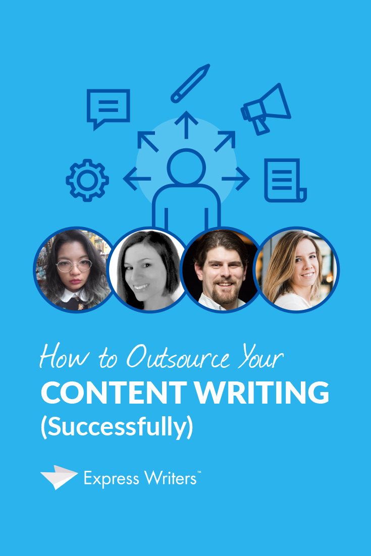 how to outsource your content