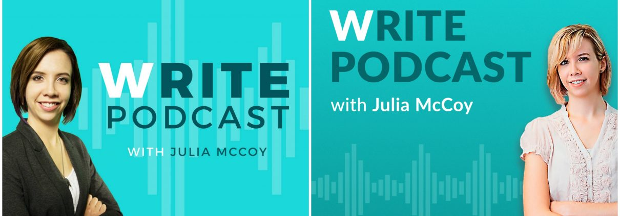 write podcast new look