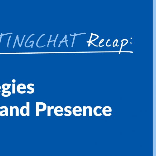 #ContentWritingChat Recap: Twitter Strategies for a Great Brand Presence with Becky Shindell