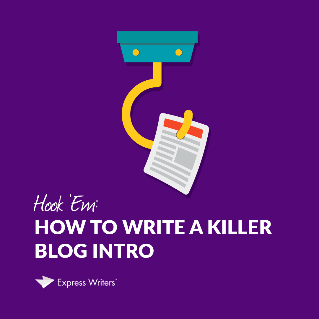 how to write a killer blog intro