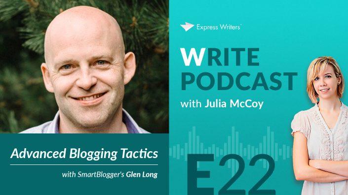 e22 advanced blogging