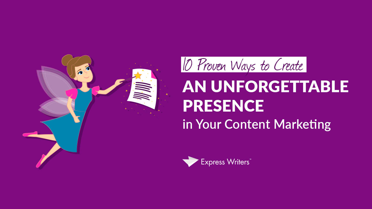 content marketing presence