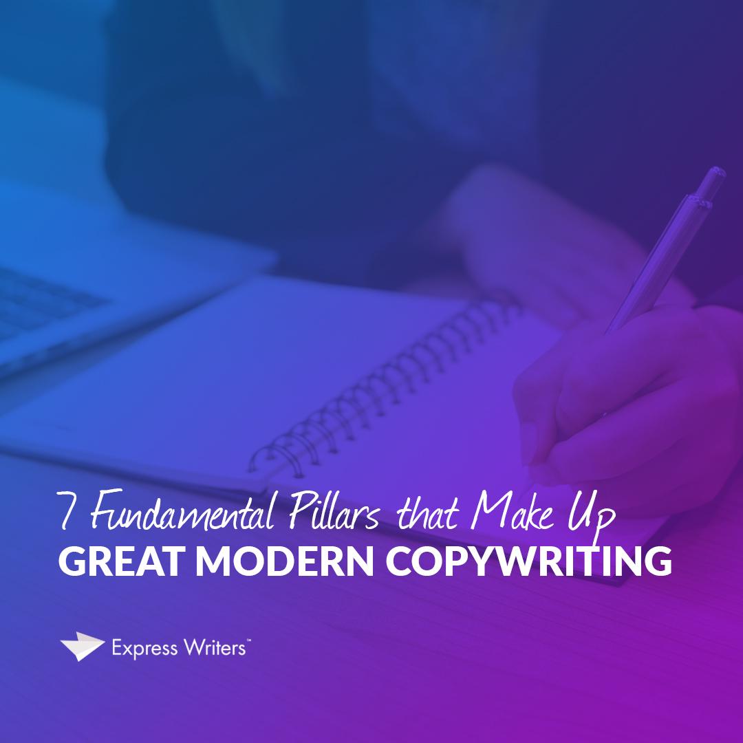 modern copywriter
