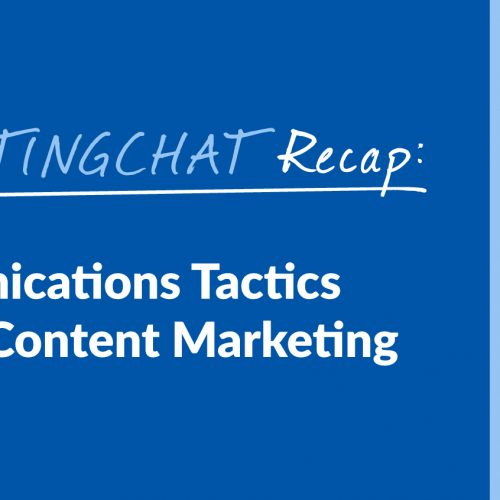 #ContentWritingChat Recap: Internal Communications Tactics for World-Class Content Marketing with Pam Didner
