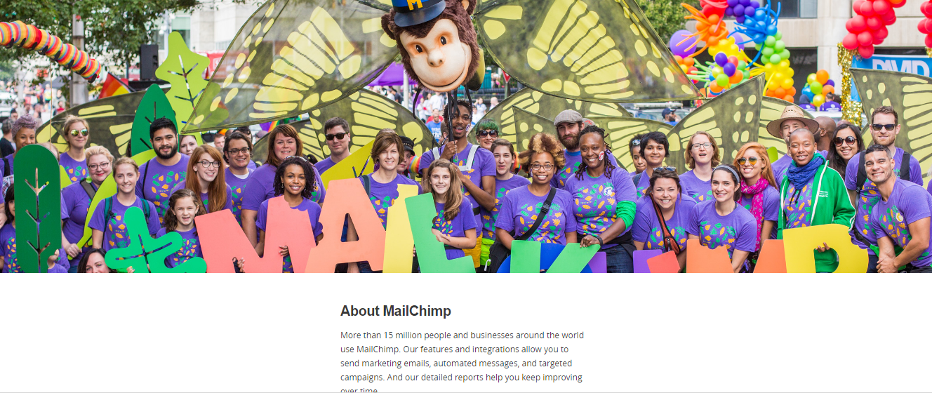 Mail Chimp staff 1