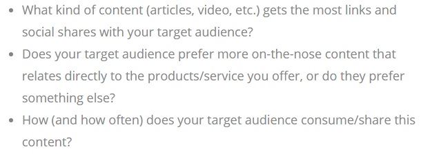 3 Questions After Content Audit