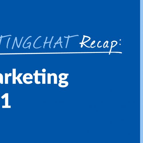 #ContentWritingChat Recap: Content Marketing Strategy 101 with Julia McCoy