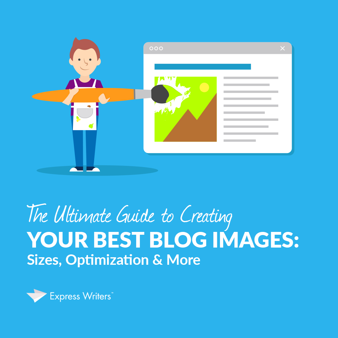 guide on how to create blog images