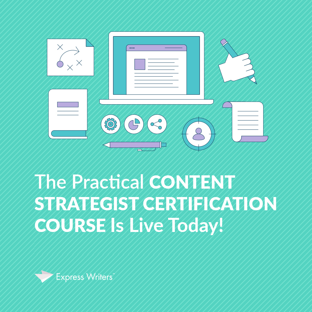 content strategy certification