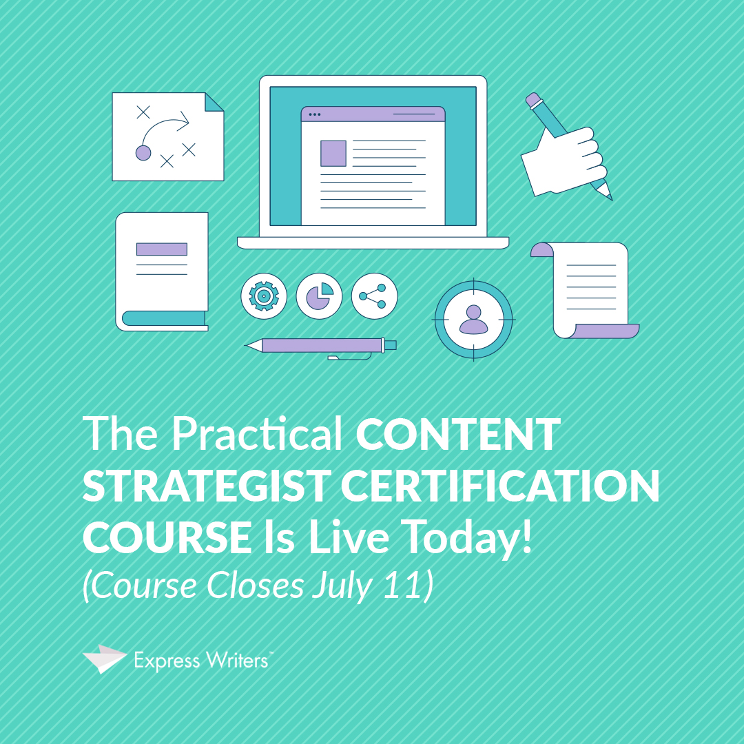 content strategy certification course julia