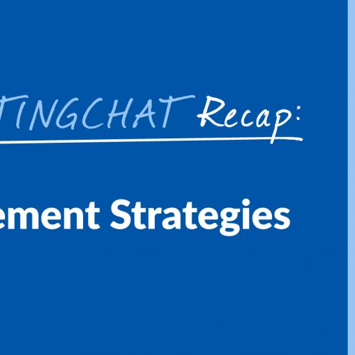 #ContentWritingChat Recap: Twitter Engagement Strategies with Gabriela Cardoza
