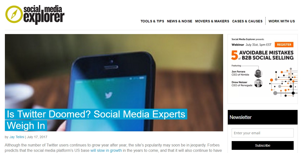 socialmediaexplorer