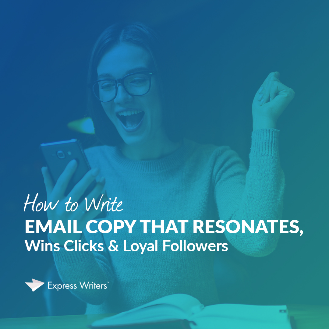 how to write email copy