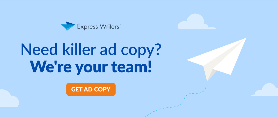 ad writing cta