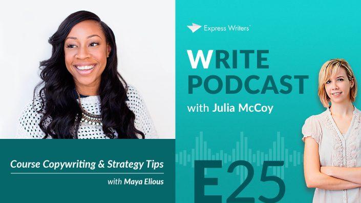 write podcast E25