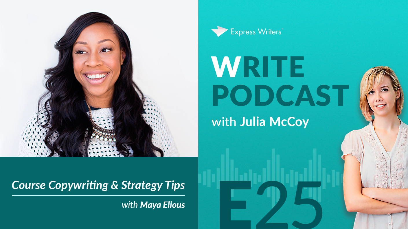 write podcast E25