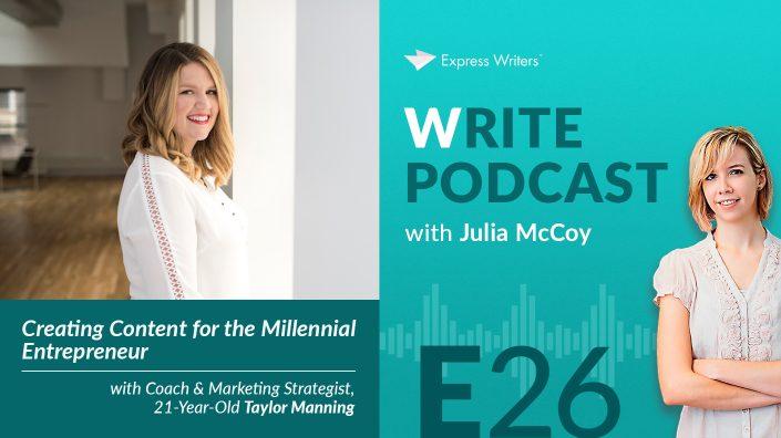 write podcast E26